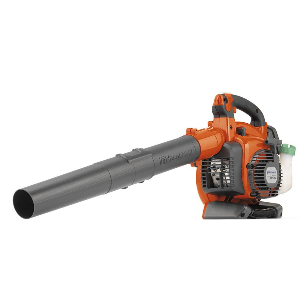 Husqvarna 125BVx 28cc 2-Cycle Gas Powered 170 MPH Blower/Vac With Smart Start