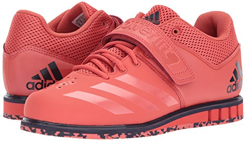adidas Men's Powerlift.3.1 Cross Trainer, Trace Scarlet/Trace Scarlet/Noble Ink, 6.5 M US