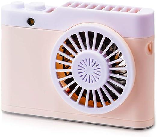 Ventilador USB, viento ultra silencioso y grande, mini ventilador ...