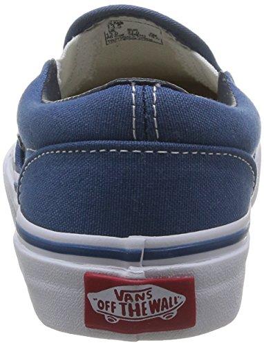 Vans CLASSIC SLIP-ON - zapatilla deportiva de lona infantil azul - Blau (Navy/True White NWD)