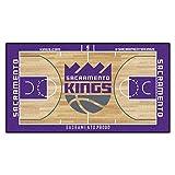 FANMATS NBA Sacramento Kings Nylon Face NBA Court