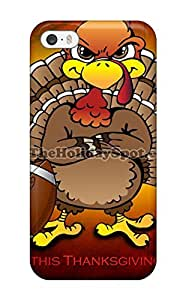 For Christopher T Allen Iphone Protective Case, High Quality For Iphone 5/5s Thanksgivings Skin Case Cover