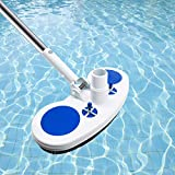 "BOTINDO Pool and Spa Vacuum Head,13"" Wide Swimming"