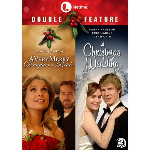 Lifetime Double Feature: A Very Merry Daughter of The Bride/ A Christmas Wedding [DVD] (Lifetime Dvd Movies)