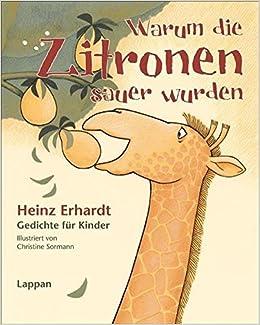 Warum Die Zitronen Sauer Wurden Heinz Erhardt