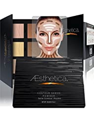 Aesthetica Cosmetics Contour and Highlighting Powder...