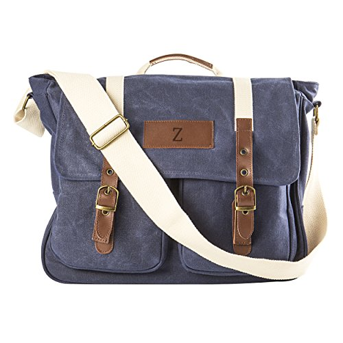 Cathy s Concepts Navy Personalisierte Messenger Bag