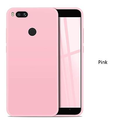 Amazon.com: Cartoon - Carcasa para Xiaomi Mi A1 (silicona ...