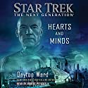 Hearts and Minds: Star Trek: The Next Generation Audiobook by Dayton Ward Narrated by Robert Petkoff