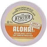 The Jetsetter Coffee Aloha, 18-Count, 207gm