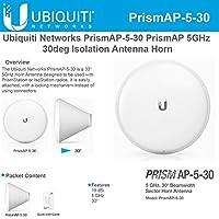 Prism Horn5 30 AP-5-30 PrismAP 5GHz 30deg Isolation Horn Antenna
