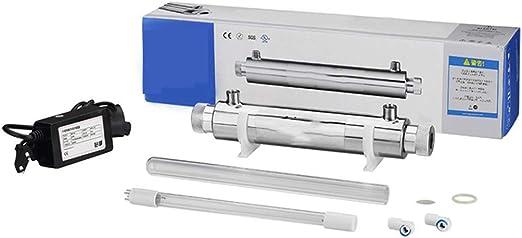 Xiaoais shop Esterilizador de 16 W, esterilizador Ultravioleta de ...