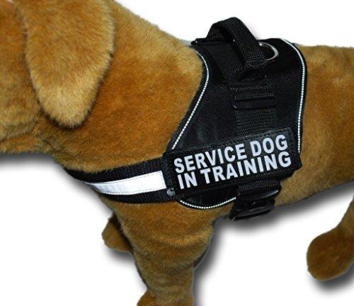 black service dog vest - 7