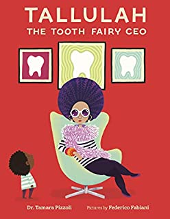Book Cover: Tallulah the Tooth Fairy CEO