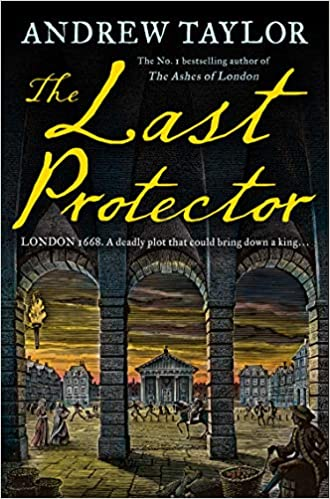 The Last Protector cover