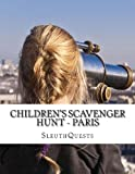 Children's Scavenger Hunt - Paris, SleuthQuests, 1492980153