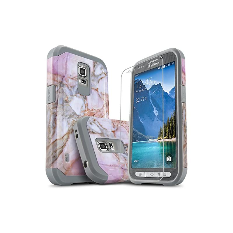 Galaxy S5 Active Case, [Not Fit Galaxy S