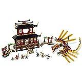 LEGO Ninjago 2507: Fire Temple
