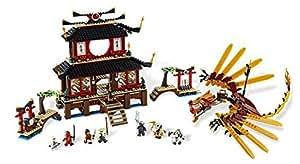 LEGO NINJAGO 2507 Templo del Fuego