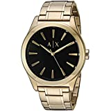 Armani Exchange Men's AX2328  Gold  Watch