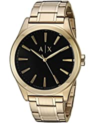 Armani Exchange Mens AX2328  Gold  Watch