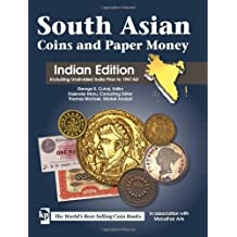 South Asian Coins and Paper Money: Indian Edition Including Undivided India Prior to 1947 AD by Marudhar Arts (2013-06-28)