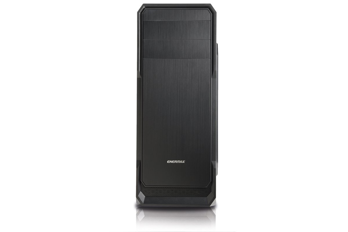 Enermax ECB3080BB-01 Midi-Tower Negro carcasa de ordenador - Caja de ordenador (Midi-Tower, PC, Aluminio, ATX,Micro-ATX,Mini-ITX, Negro, Hogar/Oficina): ...
