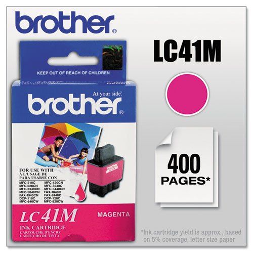 brother lc41m - 9