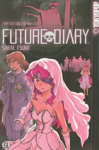 Read Online Future Diary, Vol. 9 PDF