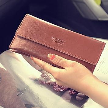 XIONGDADU z & L cartera de cuero nuevos modelos coreano Ma ...