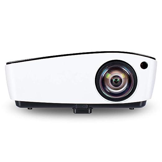 Fanvone Proyector LED Proyector Video Proyector DLP 4000 lúmenes ...