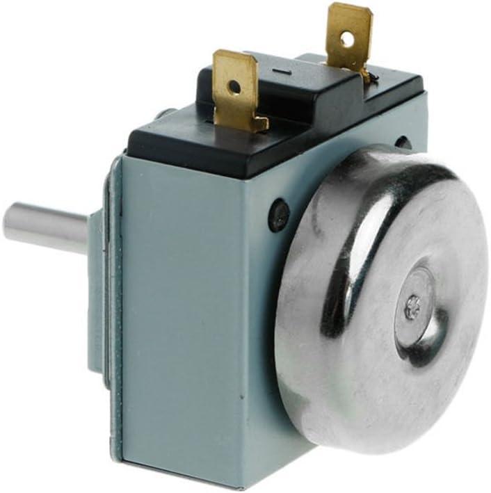 MuZuZi Interruptor de temporizador mecánico con campana para cocina electrónica horno de microondas (1~120 minutes)