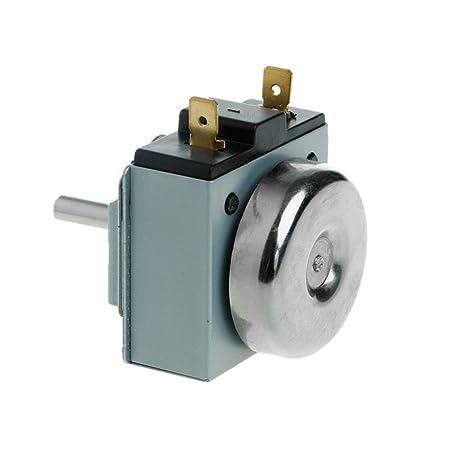 MuZuZi Interruptor de temporizador mecánico con campana para ...