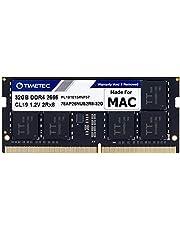 Timetec Hynix IC 32GB Compatible For Apple 2019 iMac 27-inch w/Retina 5K Display, Late 2018 Mac Mini DDR4 2666MHz PC4-21300 2Rx8 CL19 1.2V SODIMM Memory RAM Upgrade (32GB)