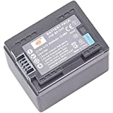 DSTE BP-727 Fully Decoded Li-ion Battery for Canon CG-700 VIXIA HF R30 R32 R40 R42 R50 R52 R60 R62 R66 R70 R72 R300 R400 R500 R506 R600 R700 M50 M52 M500 M506 SLR Cameras as BP-727F BP-718