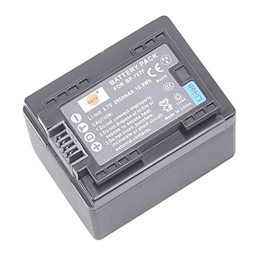 DSTE Decoded Battery Cameras BP 727F