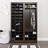 Prepac Space Saving Entryway Organizer With Shoe