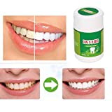 LiPing Natural Tooth Whitening Dentifrice White Powder - Remove Stain & Bad Breath - Refresh Breath - Improve Oral Hygiene-Whitening Tooth (A)