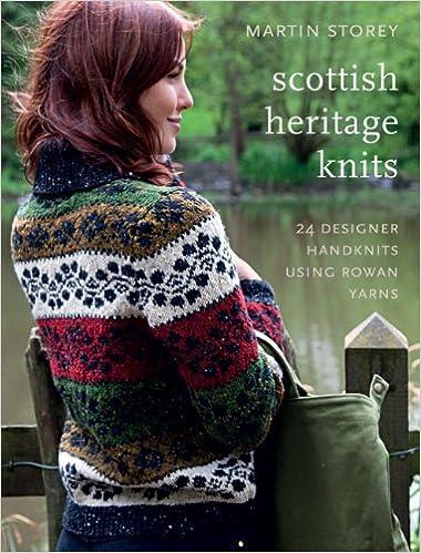 Scottish Heritage Knits Amazon Martin Storey John Heseltine