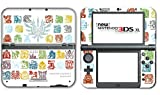 Monster Hunter 4 Ultimate Generations Stories Video Game Vinyl Decal Skin Sticker Cover for the New Nintendo 3DS XL LL 2015 System Console