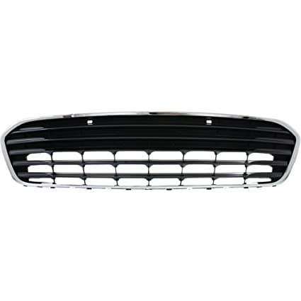 Lower Front Bumper Grille for Toyota Avalon 2013 2014 2015 Direct Replacement