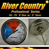 5' Dial River Country (RC-T5) Adjustable BBQ,...
