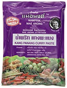 Mae Anong Panang Curry Paste, 16-Ounce