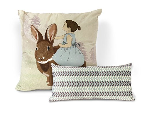 nursery-decoration-girl-on-bunny-soft-pillow-gender-netural-nursery-colorful-throw-pillow-cover-hand