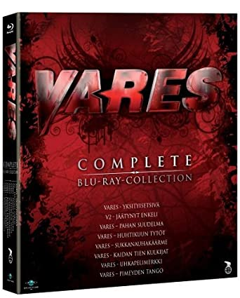 Vares: Private Eye: Complete Collection
