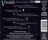 Vivaldi: For Diverse Instruments
