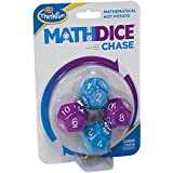 Think Fun Math Dice Chase - The Fun Game of Mathematical Hot Potato, Invented by a Math Teacher
