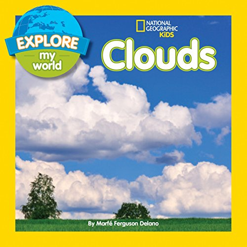Curious kids ages 3 to 7 will be excited to learn about clouds—why they're in the sky, different types, and fun activities that celebrate being outside. These engaging Explore My World picture books on subjects kids care about combine simple stories ...