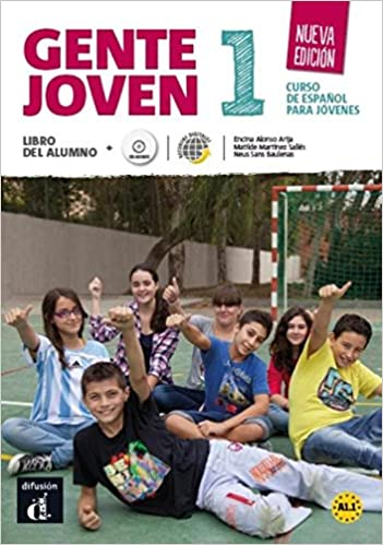Libro Del Alumno + CD Nueva Edicion (Spanish Edition): Encina Arija, Matilde Martinez, Neus Sans: 9788415620754: Amazon.com: Books