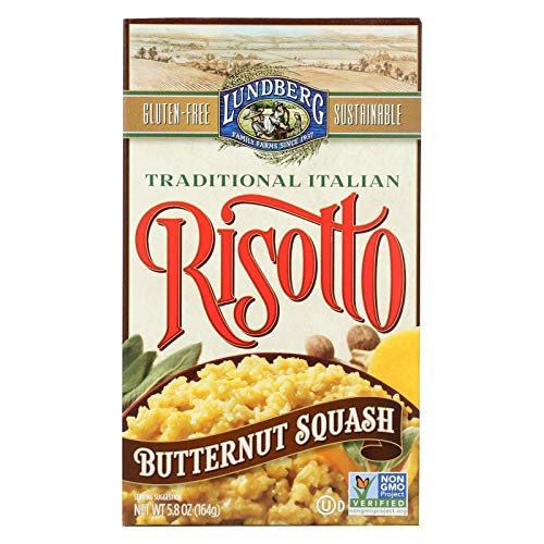 Lundberg Farms Butternut Squash Risotto, 5.8 Ounce - 6 per case. ()